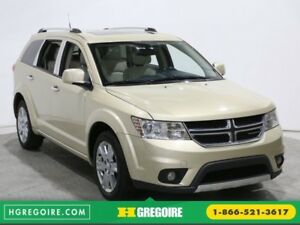 2011 Dodge Journey R/T AWD AUTO A/C GR ELECT BLUETOOTH CRUISE CO