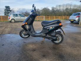 Peugeot 50cc Scooter