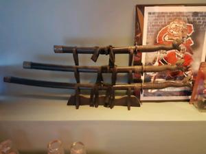 Decrotive swords