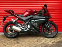 2017 YAMAHA YZF R125 ABS, LEARNER LEGAL,--DELIVERY AVAILABE P/X WELCOME