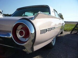 1962 Thunderbird Sahara Rose **PINK** Restored Must be Seen