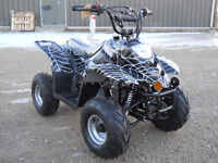 JANUARY CLEARANCE SALE ON MANITOBA'S BEST PRICES ON KID ATVS