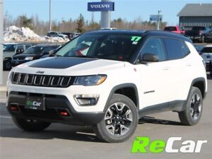 2017 Jeep Compass Trailhawk TRAILHAWK | 4X4 | NAV | SAVE $8,0...