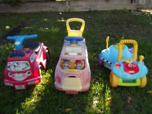 Toddler outdoor toys/items