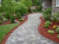 PAVING AND INTERLOCK SERVICES 30 %  OFF BOOK NOW
