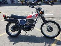 1979 Yamaha XT500 23,328 Miles Full Restoration Immaculate Classic Enduro Trail