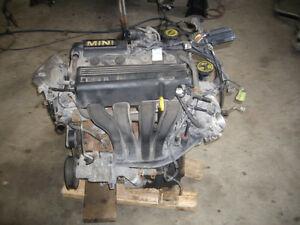 moteur mini cooper 2005