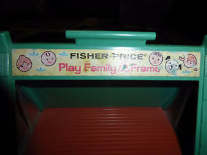 Vintage Fisher Price A-Frame House Peterborough Peterborough Area image 4