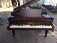 Hopkinson Piano Baby grand