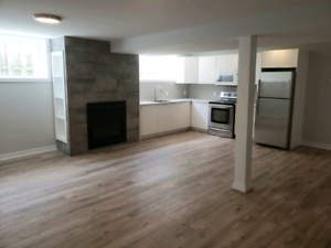 Newly renovated 2-bedroom unit in Rockland