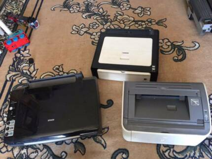 Inkjet printer with copier And laser printers for sale