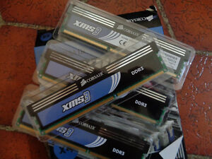 Corsair 8Gb RAM 1600Mhz 4x2Gb DDR3 C9