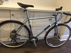 2016 Raleigh Clubman Disc - NEW - 56cm  - Beautiful Paint