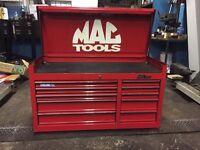 "Mac tools top tool box 41"""
