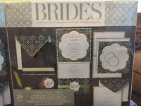 Embellished Wedding Invitation Kits