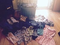 Lots of Women's Brand Named Clothing XS/S