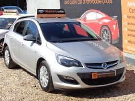 VAUXHALL ASTRA 1.7 CDT EXCLUSIV ecoFLEX 16v 5dr Silver Manual Diesel, 2013