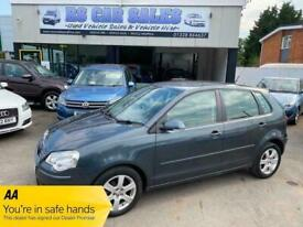 image for 2008 Volkswagen Polo MATCH (80BHP) HATCHBACK Petrol Manual