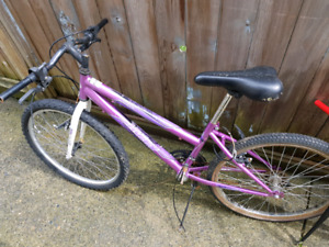 2 Adult Bikes For Sale To Finish or Parts