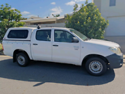 2008 Hilux Workmate Toyota Miami Gold Coast South Preview