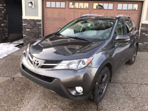 2013 Toyota RAV4 XLE One owner/Accident Free/2 set of tires/rims
