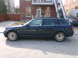 2002 BMW 325XI Touring Rare Premium Package