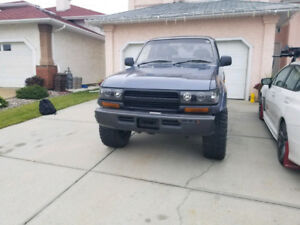 1991 FJ80 Toyota Land Cruiser PRICE REUDCED