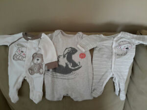 under weight preemie newborn baby clothes