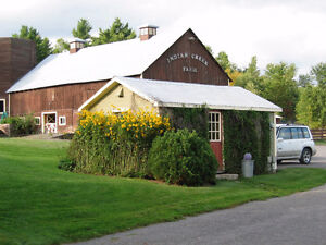 Hobby Farm For Sale Near Ottawa Ontario Kingston Kingston Area image 4