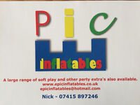 Epic Inflatables and Soft Play