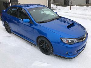 2008 Subaru WRX Sedan