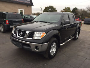 2005 Nissan Frontier SE 4x4 MINT, ONLY 145KM!!!