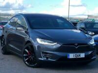 2016 Tesla Model X E P100DL (Ludicrous) SUV 5dr (Nav) SUV Electric Automatic