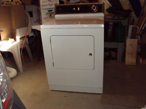 Maytag Dryer white and laundry tub