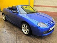 2004 MG TF 115 COOL BLUE 1.6 PETROL 5 SPEED