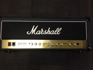 "Marshall JCM2000 Head and 4x12"" Angled Cabinet"