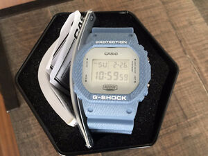 "G-Shock 5600 ""Denim"" Edition, New in Box with papers/Warranty"