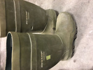 Dunlop thermo+ boots mens -50 rated