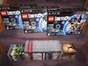 PS3 - Selection of Games and Accessories - New