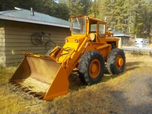 Case wheel loader W9B for sale