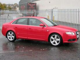 Audi A4 2.0TDI 2006MY S Line Turbo Diesel NOW SOLD