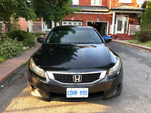 2010 Honda Accord 2-Door Coupe with Leather/Remote Starter