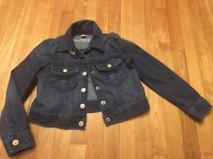 GAP - Manteau denim filles / Jean jacket for girls (S/P)