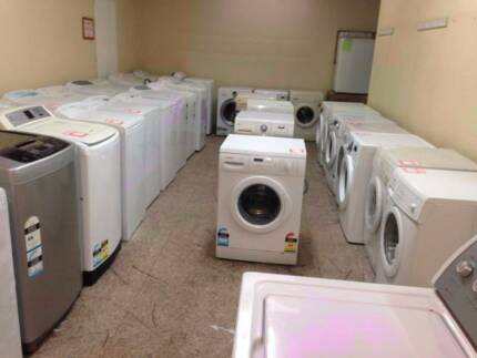 Washing Machines, Variety of kinds with 3 MONTHS warranty