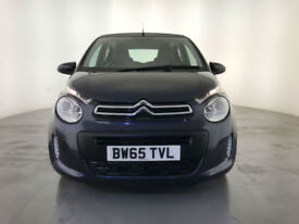 2016 CITROEN C1 AIRSPACE FEEL PURETECH SOFT TOP ROOF 1 OWNER SERVICE HISTORY