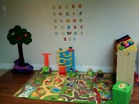 Fulltime childcare in Quispamsis