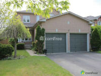 STUNNING HOME - Across from park | 54 Nicholson Dr Barrie, ON