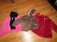 Girls Size 6 Jackets $10 for all