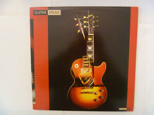GUITAR SPEAK 1988 LP