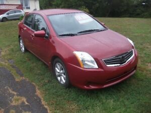 2012 Nissan Sentra With NEW MVI for $3500 FIRM